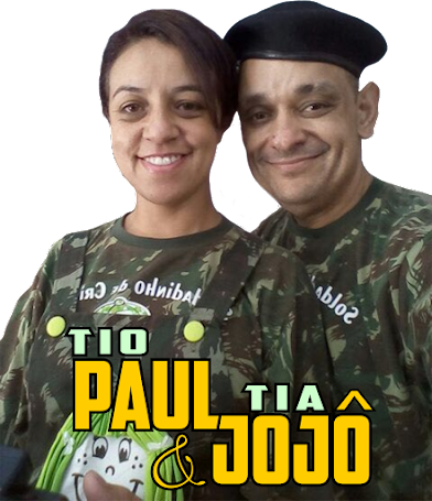 PARCERIAS DO TIO PAUL & TIA JOJÔ