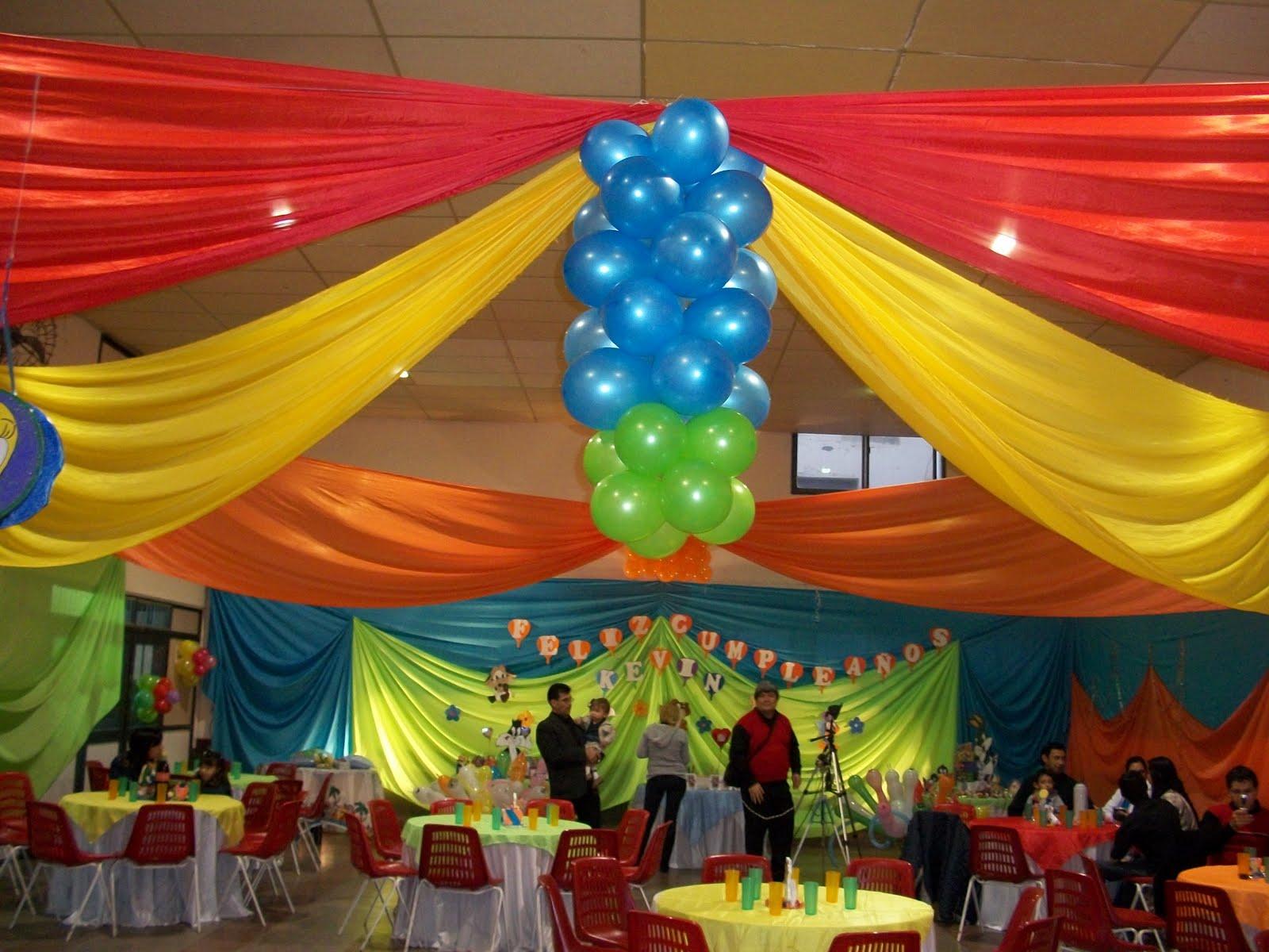 Decoraciones con globo car interior design - Decoraciones con globos ...