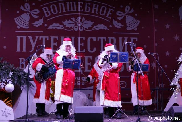 новогодняя москва 2016