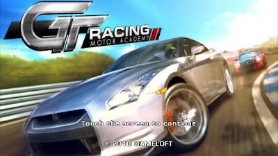 GT Racing: Motor Academy 1.1.1 HD for Nokia N8 & Belle smartphones ...