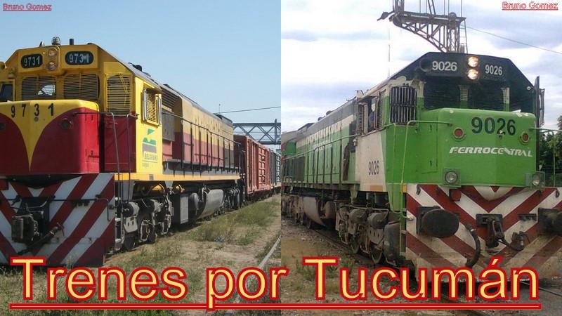 Trenes Por Tucuman