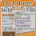 Sorteio: 2 ingressos Octobeer Rock