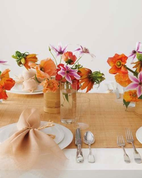 DIY summer wedding ideas from Martha Stewart