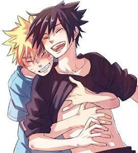 Naruto i Sasuke