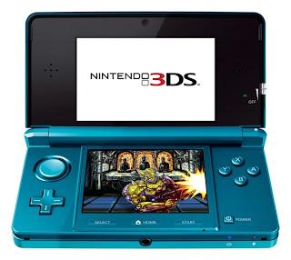 Gunlord Nintendo 3DS