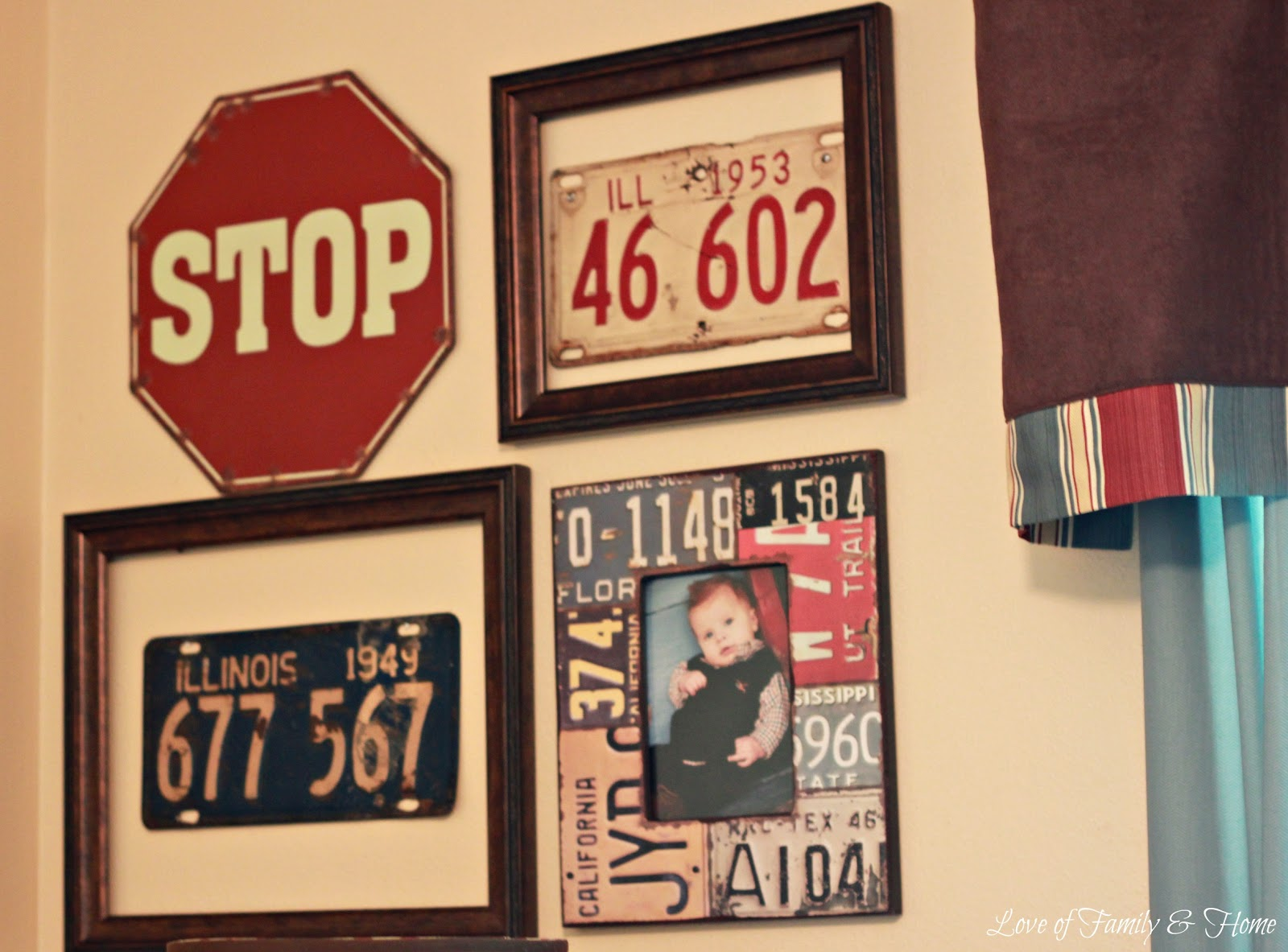 Route 66 Nursery & Gallery Wall..... - Love of Family & Home