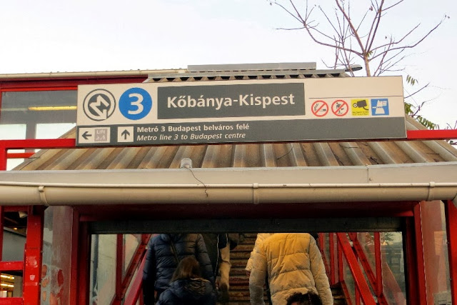 come raggiungere budapest dall'aeroporto