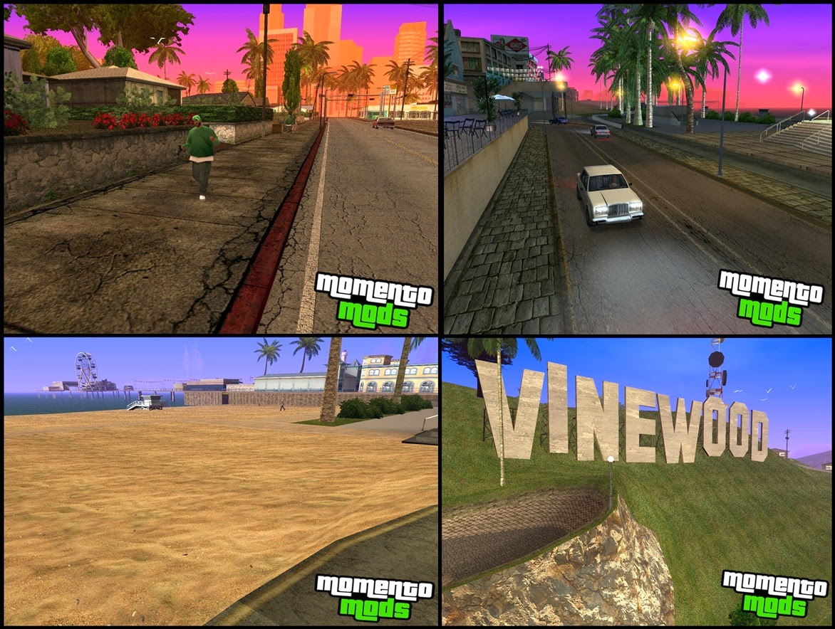 GTA SA - GTA SA 4Ever BETA