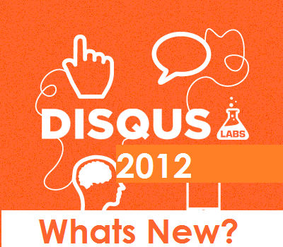 disqus 2012 new features
