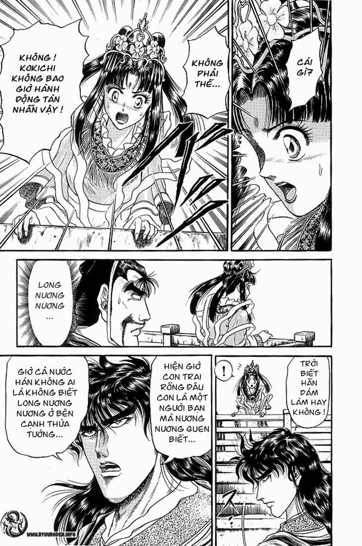 Chú Bé Rồng - Ryuuroden chap 10 - Trang 14
