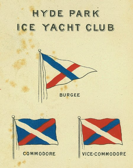 Hyde Park Ice Yacht Club