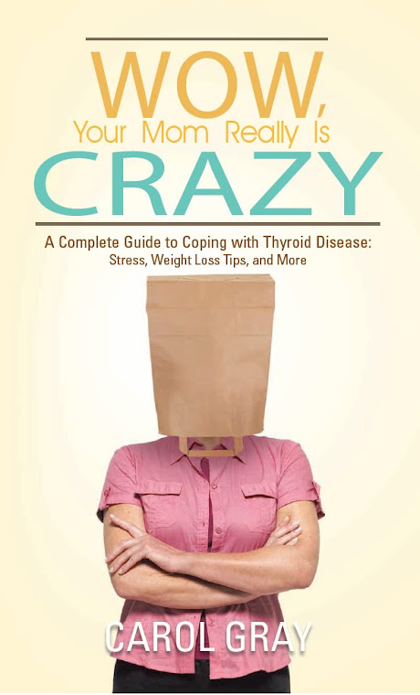 The book is here -Wow Your Mom Really Is Crazy