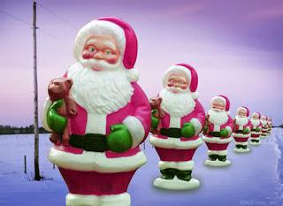 Djed Mraz Božićne slike čestitke sličice