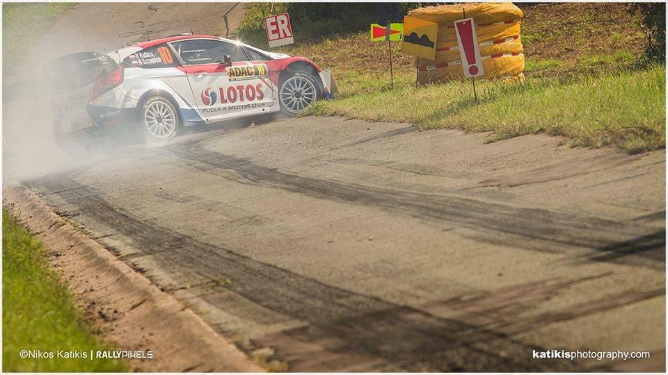 WRC ADAC Rallye Deutschland