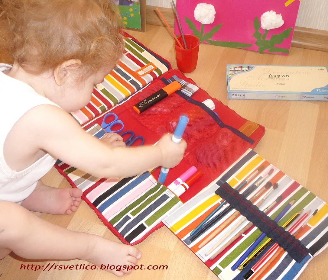 Как сшить папку для труда ребенку 63