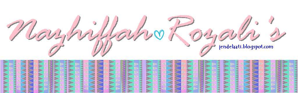 NAZHIFFAH ROZALI'S