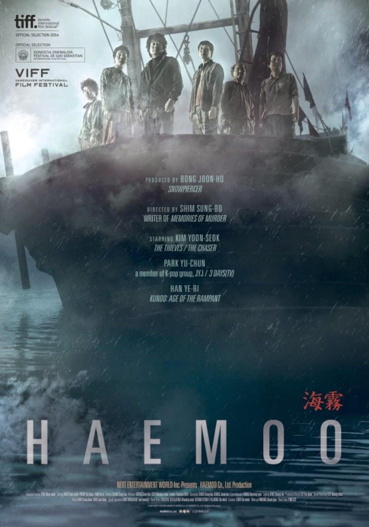 Haemoo - Póster