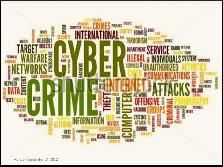 An Essay About Cyber Crime