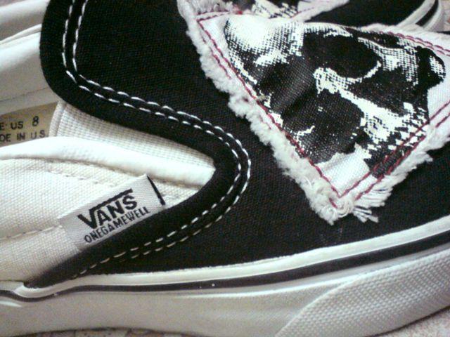 vans one