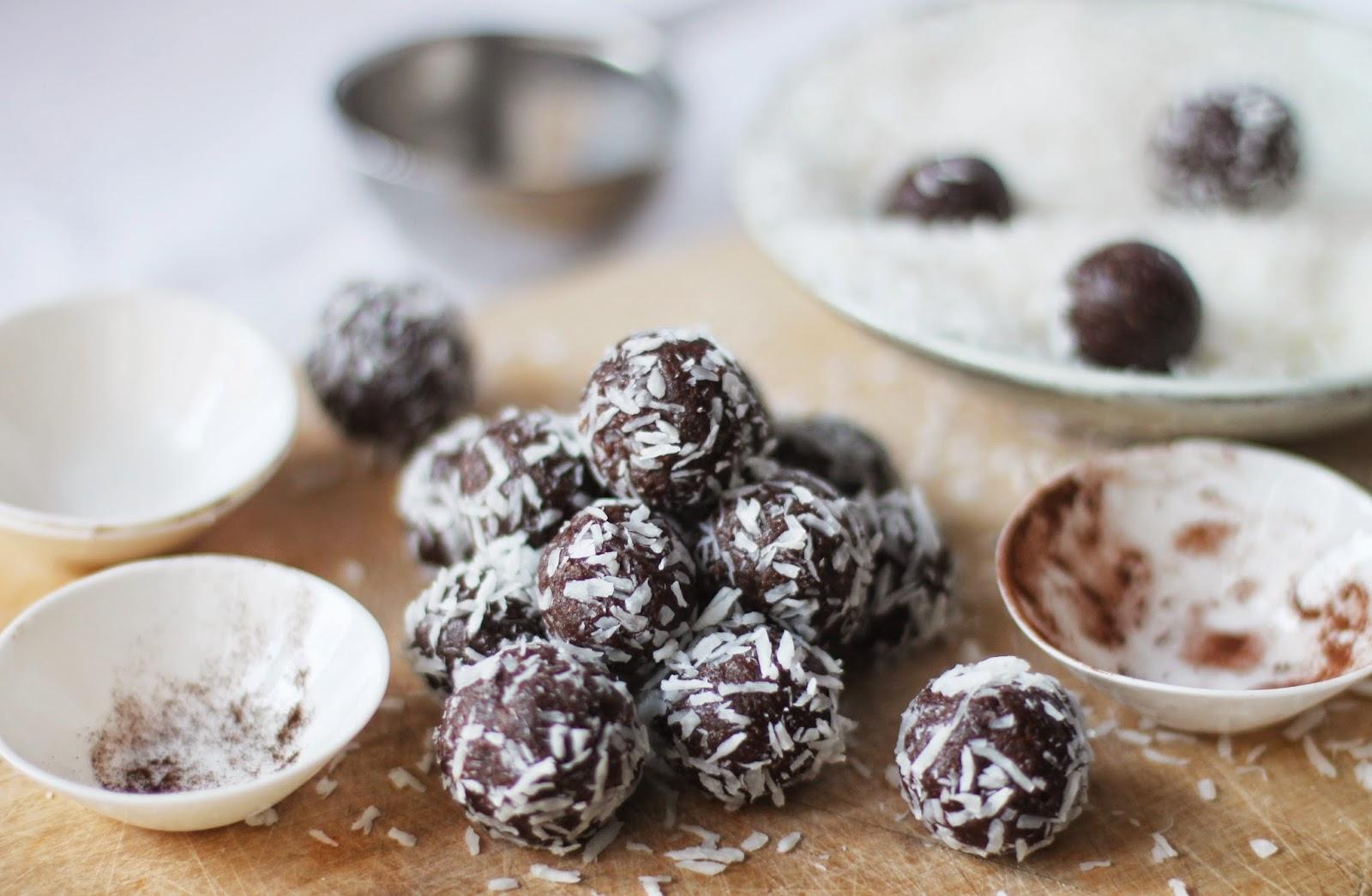 hur länge håller chokladbollar
