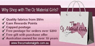 Why Shop with The Oz Material Girls