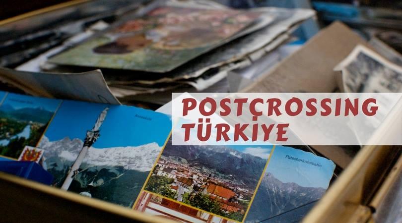 Postcrossing Türkiye FB Grubu