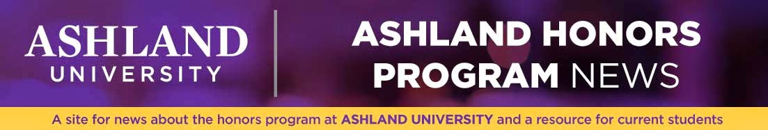Ashland University Honors Program
