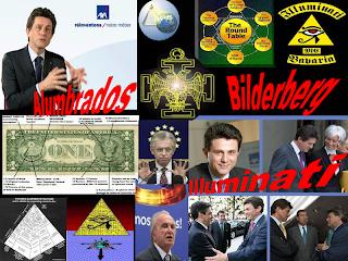 Illuminati; Clube Bilderberg; Henri de Castries; Mario Monti; Chistine Lagarde; Sarkozy; Balsemão; Nobreza Negra; Elite