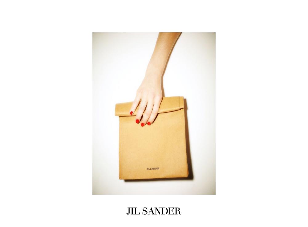 Color Inspiration: Crème Brûlée | Jil Sander | Allegory of Vanity