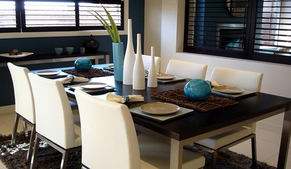 Decoraci n f cil como definir el estilo de un comedor con for Estudiar decoracion de interiores