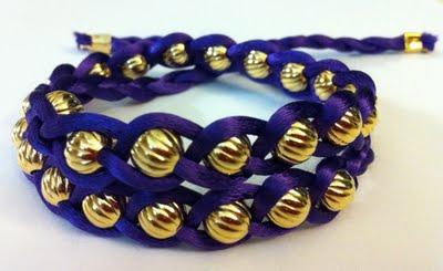 Collar o pulsera brazalete imitacion Chan Luu