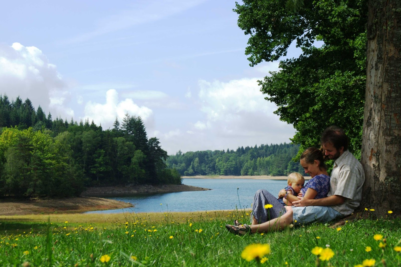petit camping calme et familial