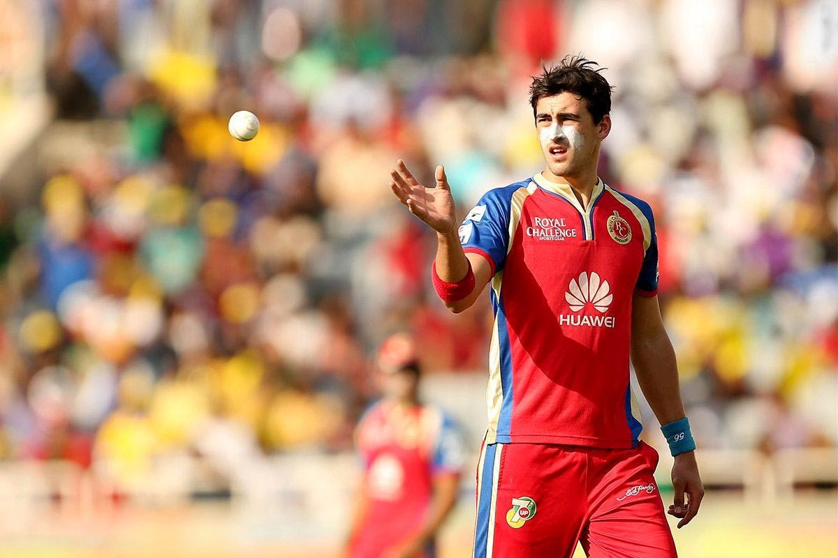 Royal Challengers Bangalore's Mitchell Starc to miss IPL