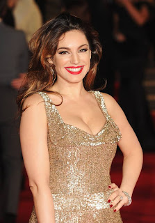 Kelly Brook in London