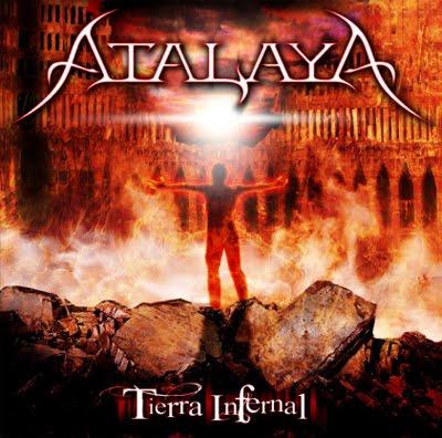 """ATALAYA """"Tierra infernal"""""""