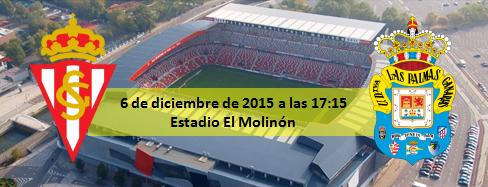 Previa Sporting de Gijón - UD Las Palmas