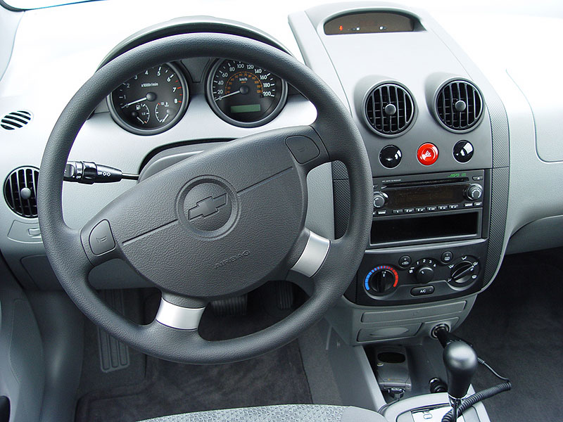 Latest Car Model Pictures 2009 chevrolet aveo pictures 2005