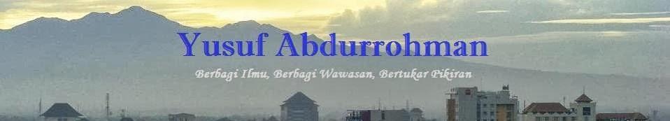 Yusuf Abdurrohman