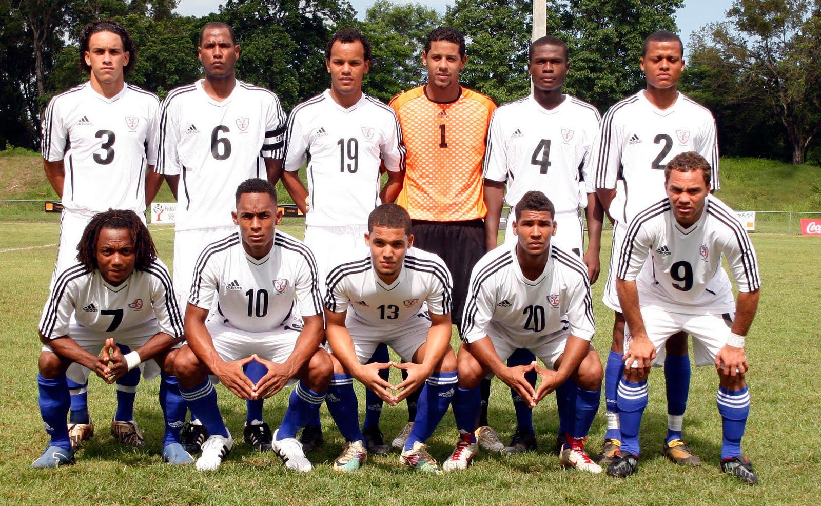 Segunda Ronda CONCACAF los modestos a escena Parte 2