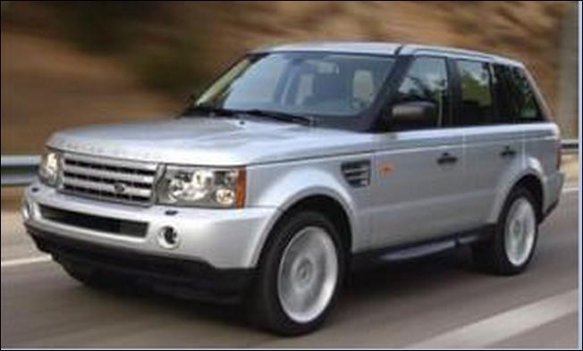 Range Rover Sport 4.4 V8 HSE