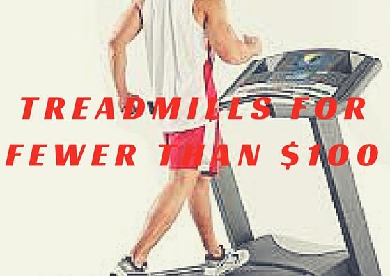 on mat burn treadmill from leg