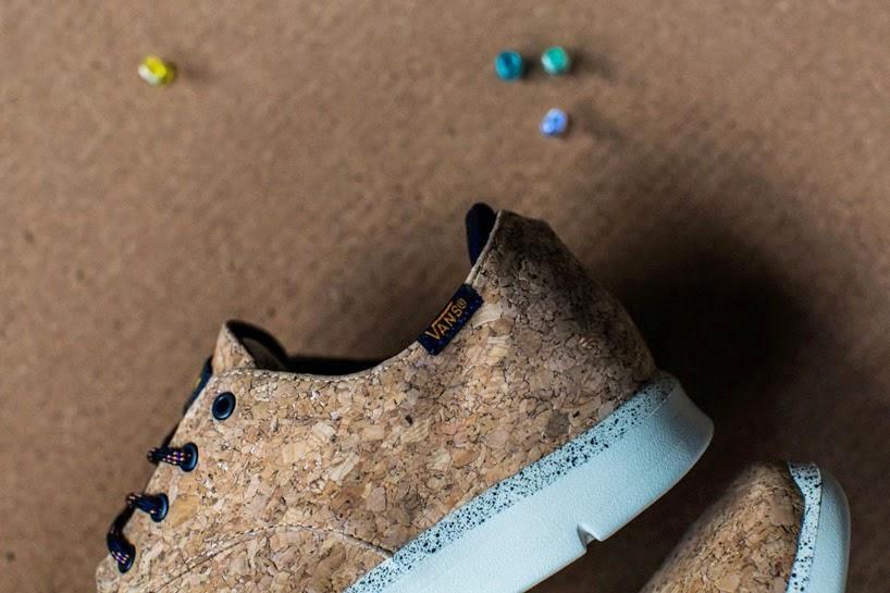 Chaussures Vans en Cork