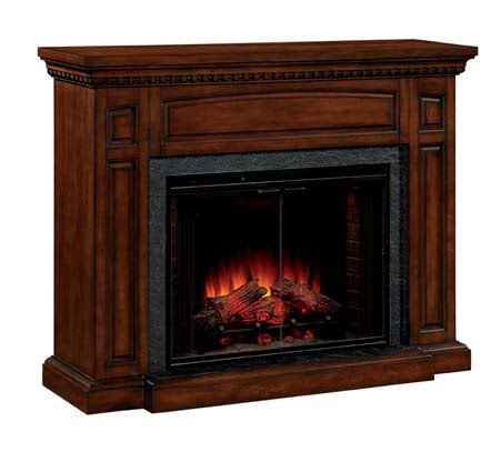 Twin Star International Classicflame Electric Fireplace Featured On Cbs Early Show