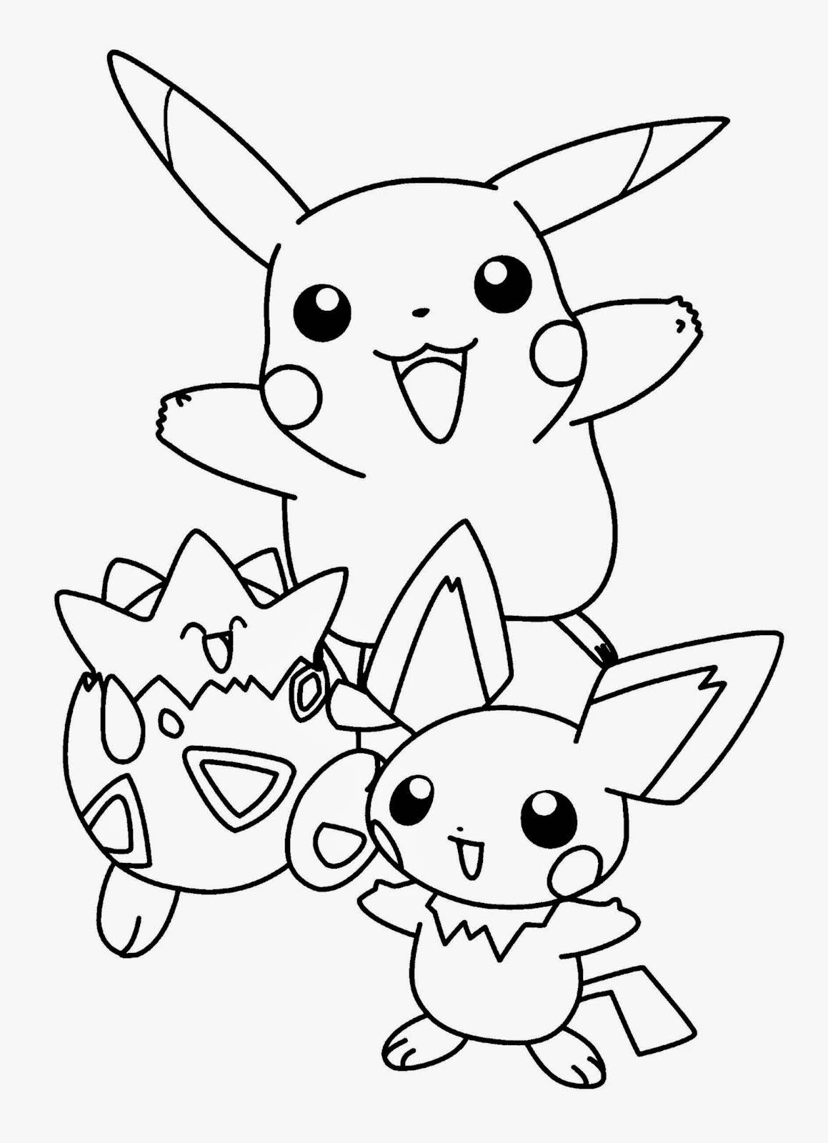 coloring pictures of pokemon free coloring pictures