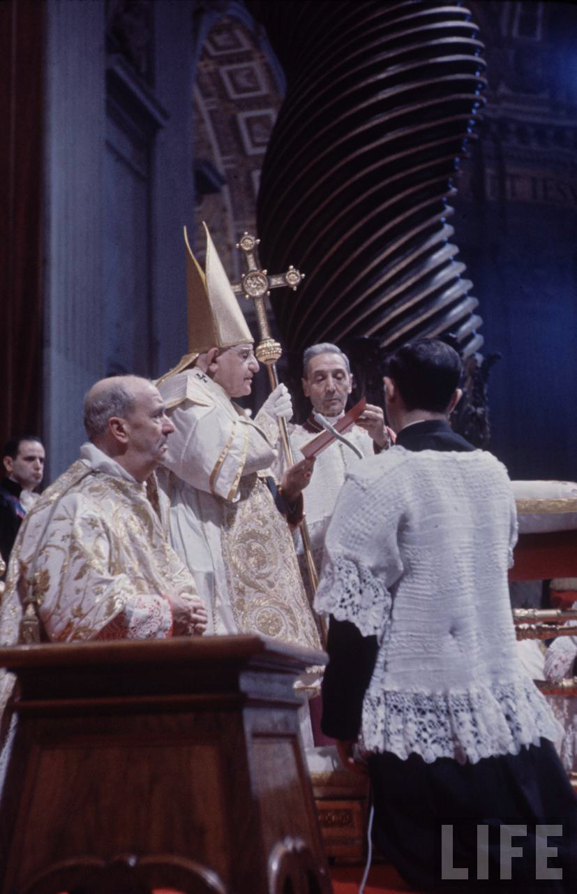 the second vatican council Second vatican council rather than re-open vatican i, john xxiii shocked the world and launched the slippery slope the church has been on ever since when he.