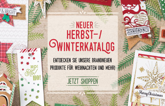 NEU Herbst- / Winterkatalog