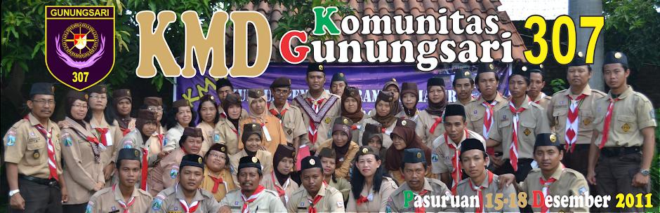 Komunitas KMD Gunungsari 307