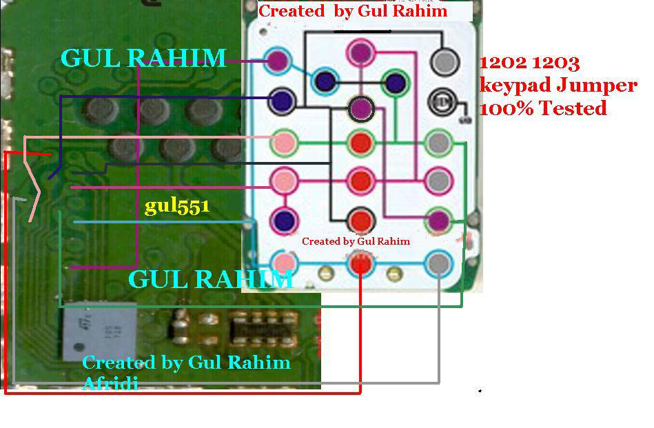 FREE MOBILE PHONE DIAGRAM AND SOLUTION