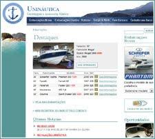 """<a href=""""http://www.uninautica.com.br"""">Visite nosso site</a>"""