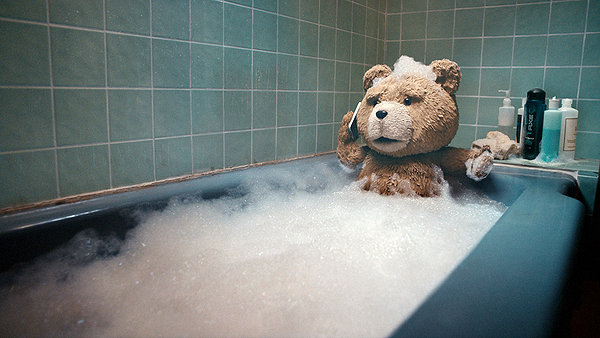 ted, movie, mark wahlberg